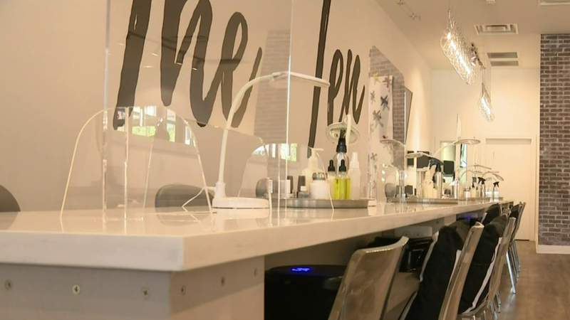 Michigan hair and nail salons prepare for reopening Monday