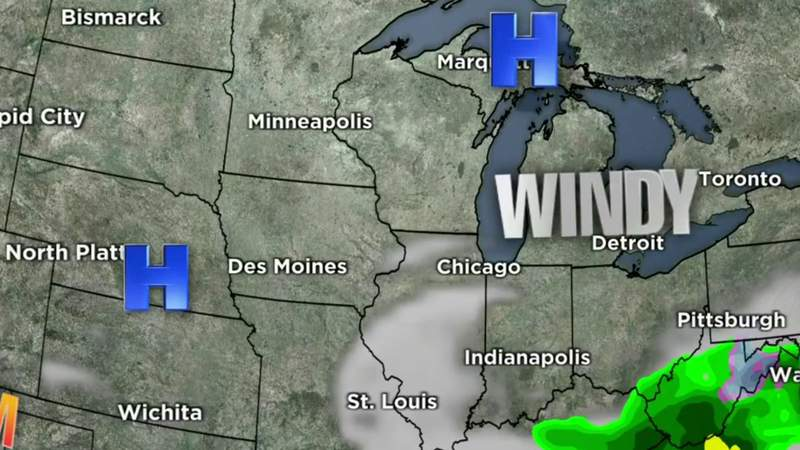Metro Detroit weather forecast for March 18, 2021 -- 11 p.m. Update