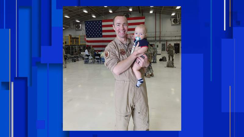 """Captain Durwood """"Hawk"""" Jones of the Wisconsin Air National Guard's 115th Fighter Wing. Jones died on Dec. 8, 2020 following a plane crash in Michigan's Upper Peninsula. Image courtesy of the 115th Fighter Wing."""