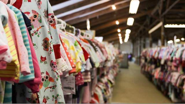 Kids clothing is one of many items at reduced prices at the event (Photo: Just Between Friends Ann Arbor)