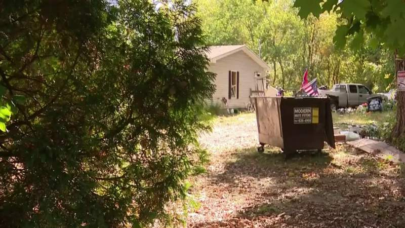 Jackson County home allegedly was 'training ground' for Gov. Whitmer kidnapping plot