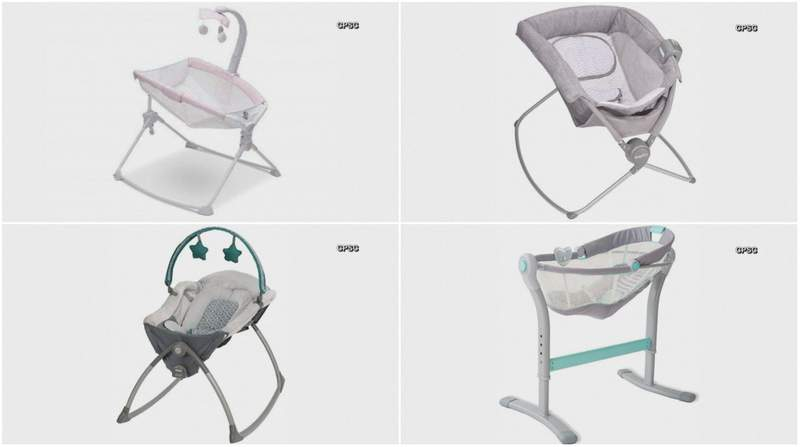 Inclined infant sleepers being recalled
