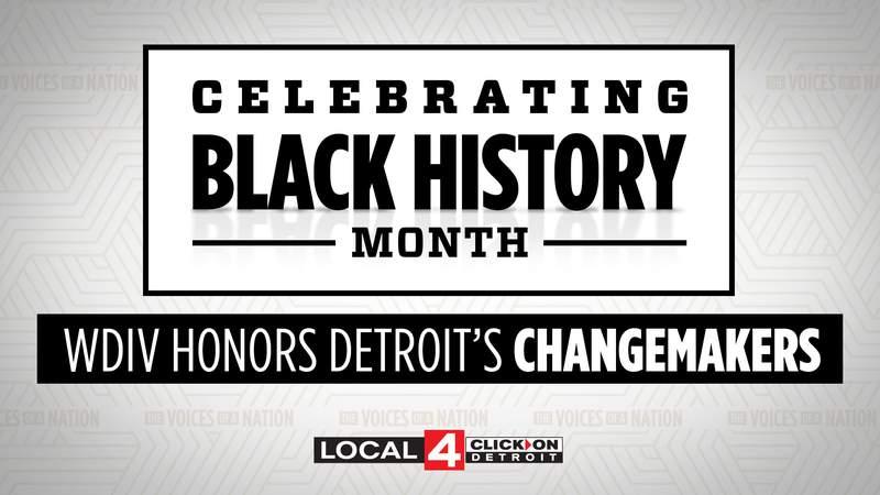 "WDIV's ""Celebrating Black History Month"""