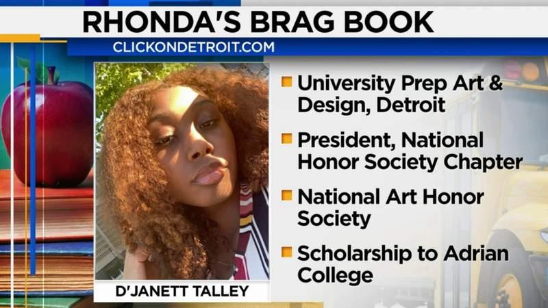 Brag Book: D'Janett Talley