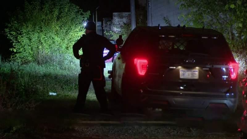 Body found inside a car on Detroit's east side