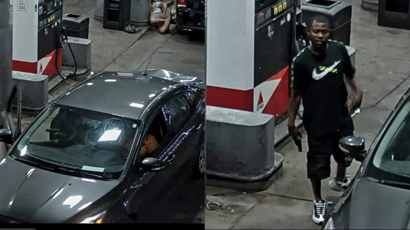 Police are asking for help locating a suspect wanted in connection to a nonfatal shooting that happened on Detroit's west side.
