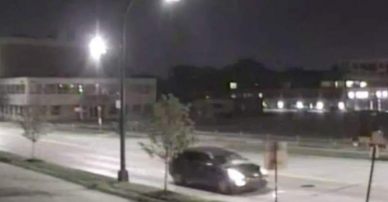 A vehicle suspected in an Aug. 8, 2020, fatal hit-and-run in Birmingham.