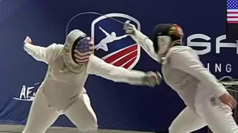 Metro Detroit doctor reflects on her Olympic experience as she helps USA fencing team prepare