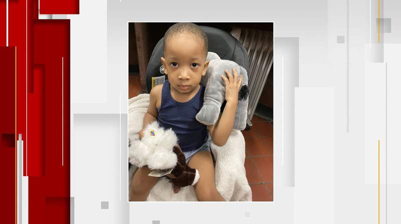 Young boy found wandering in Detroit