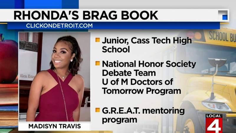 Brag Book: Madisyn Travis