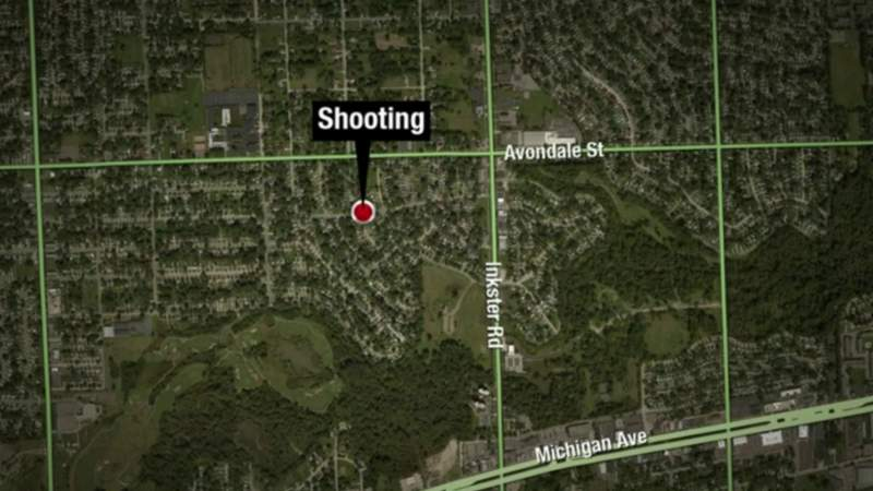Police investigate Inkster robbery-turned-shooting