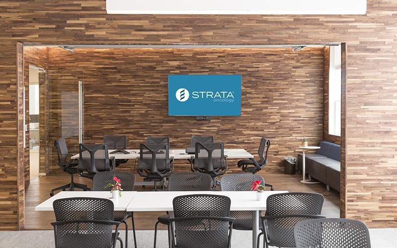 Strata Oncology offices in Ann Arbor.