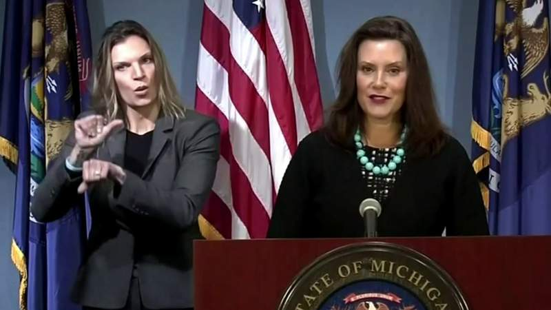 What to know from Michigan Gov. Gretchen Whitmer's COVID-19 briefing