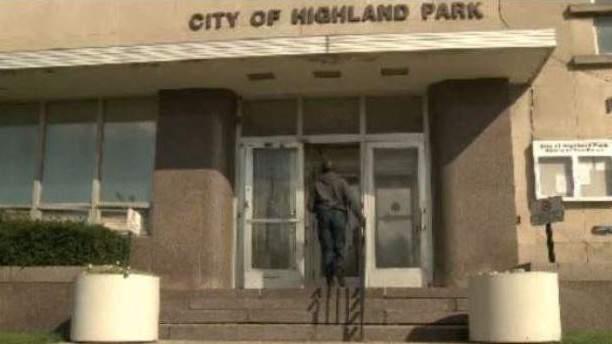 City of Highland Park municipal building