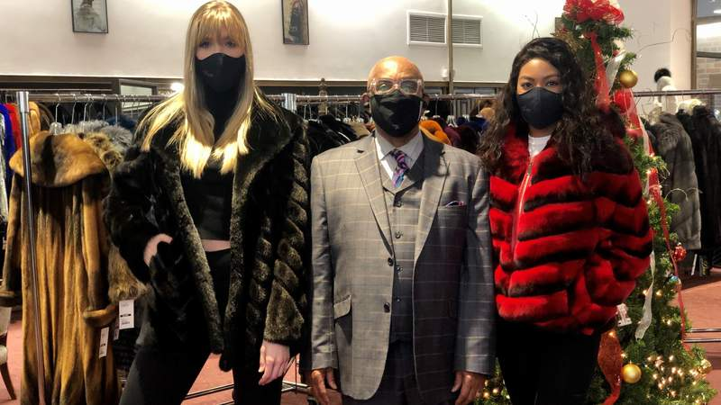 12 Days of Giving - Dittrich Furs on Live in the D
