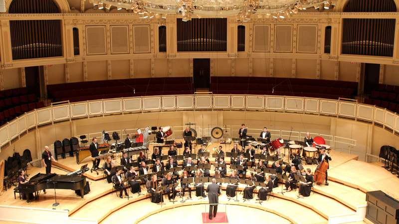 Concordia University Ann Arbor Community Orchestra.
