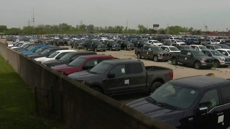 President Biden to visit Ford plant in Dearborn May 18