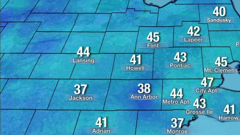 Metro Detroit weather: Daylight Saving Time is here, clear and chilly night, March 13, 2021, 11 p.m. update