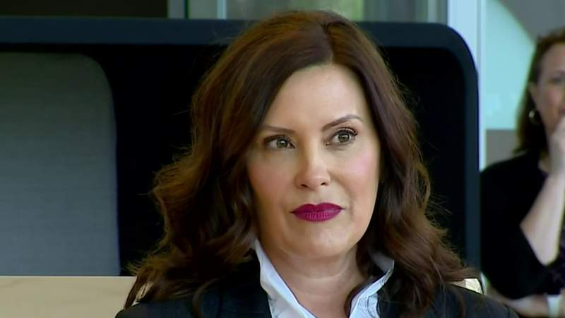 Gov. Whitmer's campaign to pay for $27K jet trip to Florida