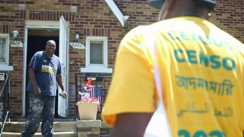 Black Caucus Foundation urges census participation in Detroit with door-knocking initiative