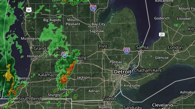 Metro Detroit weather forecast June 29, 2021 -- Noon Update