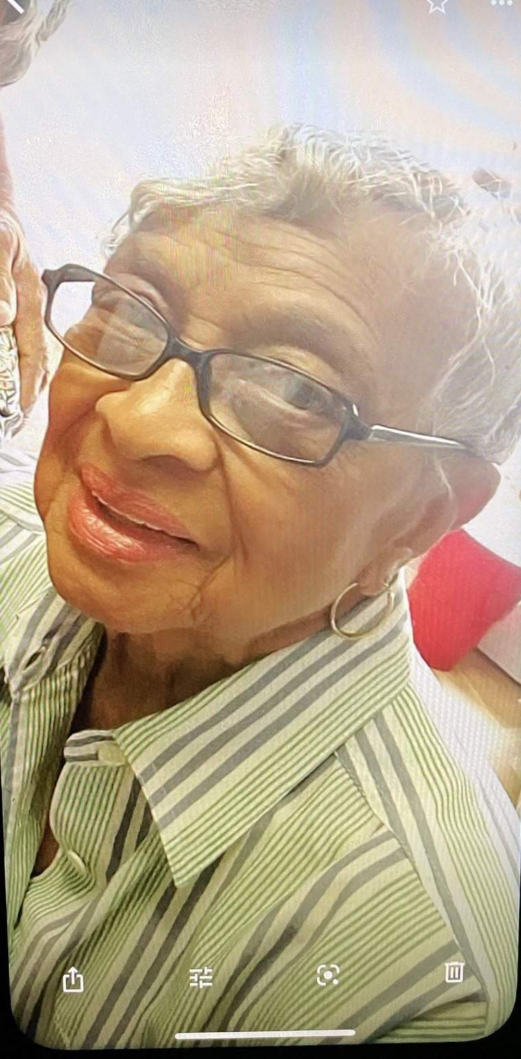 Mary Bullock is an 84-year-old woman who was last heard from her grandson on Jan. 30 at about 5:13 p.m. No other description was given other than she's in good mental and physical condition.