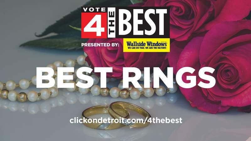 Vote 4 The Best - Rings