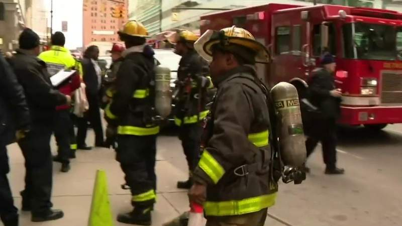 Fire causes evacuations at Penobscot Building in Downtown Detroit