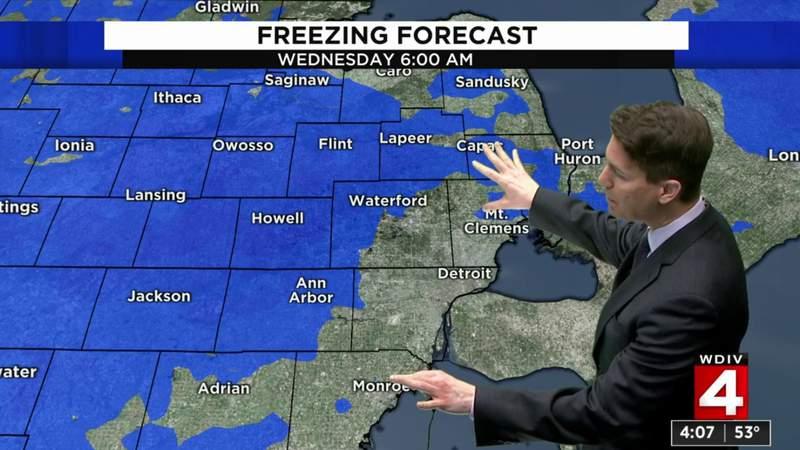 Metro Detroit weather: 5/11/21