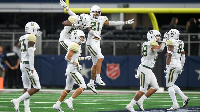 Baylor Football Vs Oklahoma State Time Tv Schedule Game
