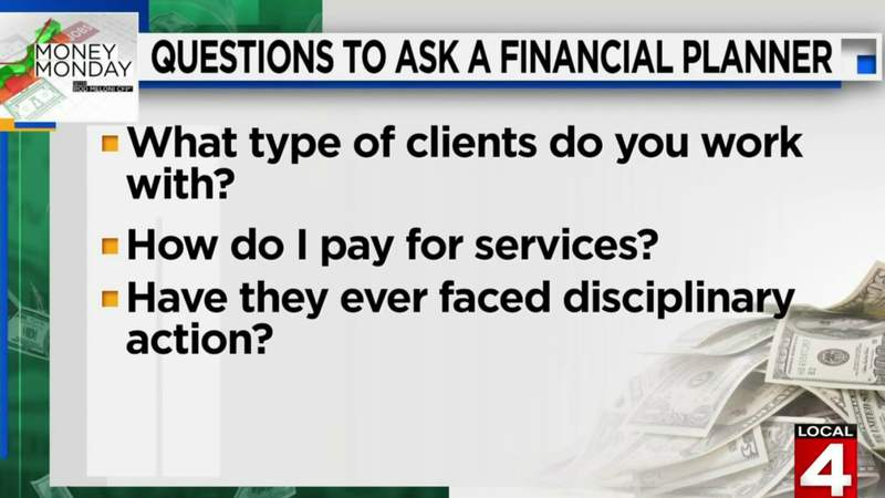 Top questions to ask a financial planner