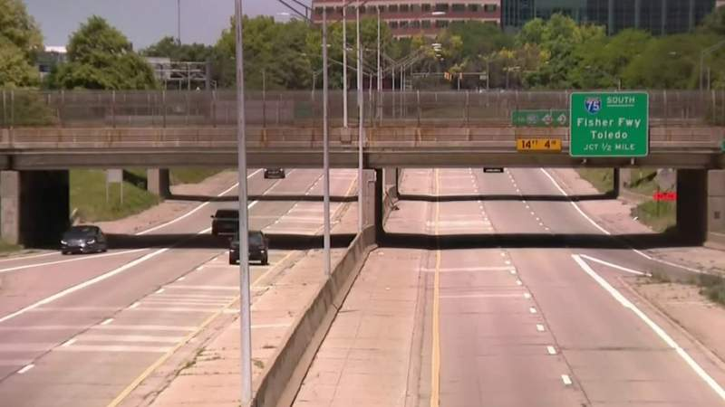 The future of the I-375 boulevard project and the history behind it