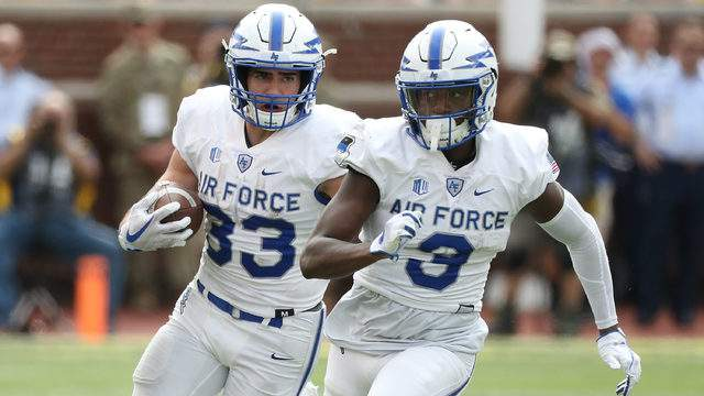 Air Force Football Vs Colgate Time Tv Schedule Game Preview Score