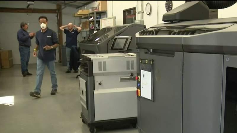 Livonia tech company building parts for Metro Detroit hospitals