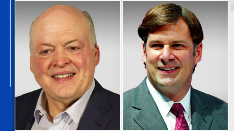 Ford CEO Jim Hackett retires; Chief Operating Officer Jim Farley succeeds