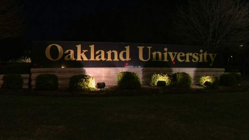 Oakland University.