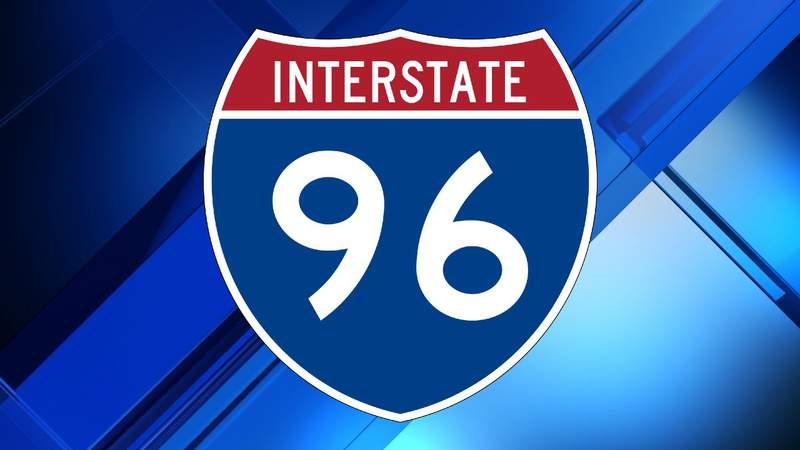 I-96 sign