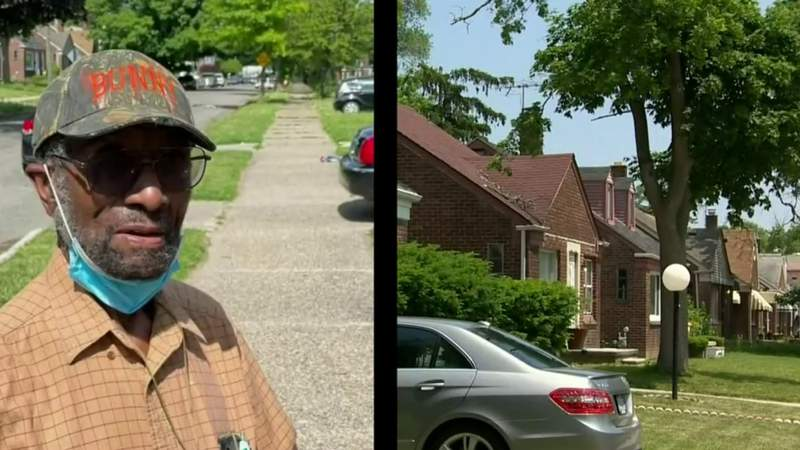 96-year-old man buys Detroit homes to help neighbors
