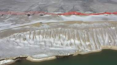 EPA coordinator discusses contaminated soil that spilled into Detroit River when dock collapsed