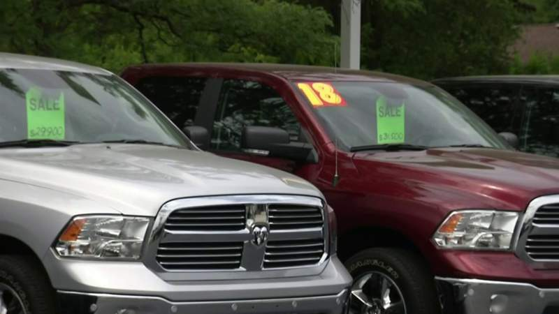 A look at why used car sales are up