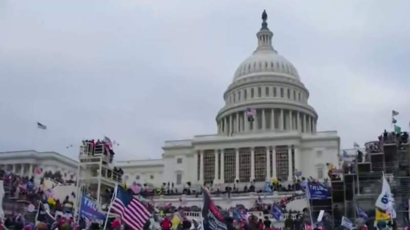Michigan members of Congress shelter in place as rioters storm the US Capitol