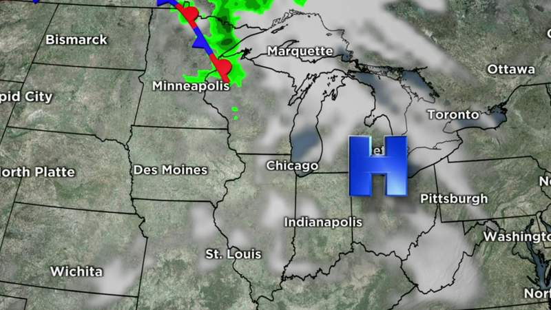 Metro Detroit weather forecast July 21, 2021 -- 11 p.m. Update