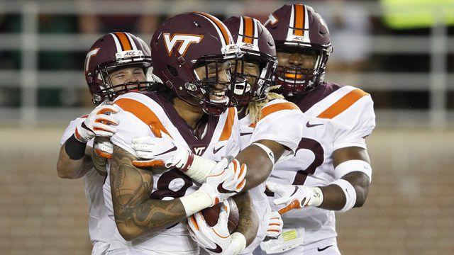 Virginia Tech Football Vs Furman Time Tv Schedule Game