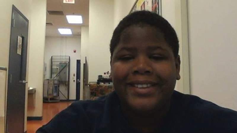 Cornelius Fredericks, 16, died at Lakeside Academy. (Courtesy Jon Marko)