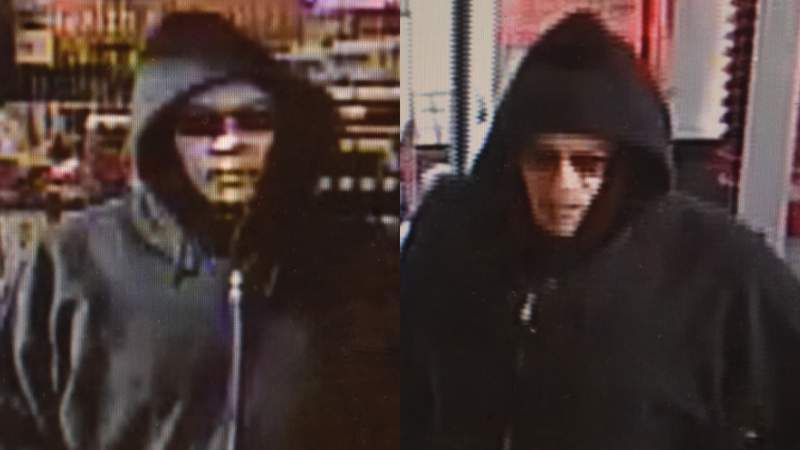Eastpointe police said this man robbed a Family Dollar store on Feb. 17, 2020.