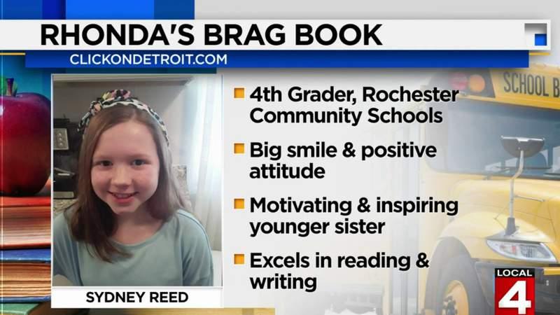 Brag Book: Sydney Reed