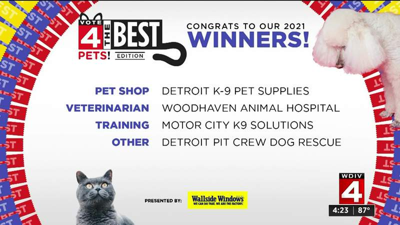 V4TB Vote 4 The Best Pets Winners 1