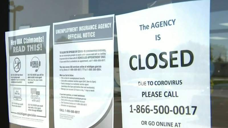 Filers fuming as Michigan unemployment agency offices remain closed