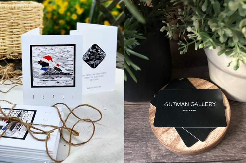 The Guild of Artists & Artisans will host its first annual Holiday Artist Market from Nov 4-Dec. 23, 2020.
