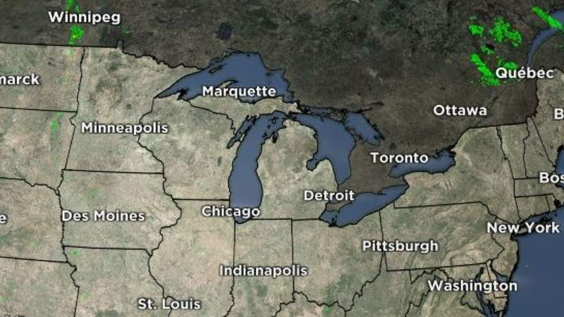Metro Detroit weather: Another cooler, sunny day, June 16, 2021, noon update